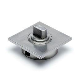 RVS vloerscharnierpunt, vasthoudpunt 4 x 90°