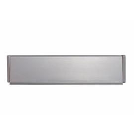 Brievenbus aluminium/kunststof